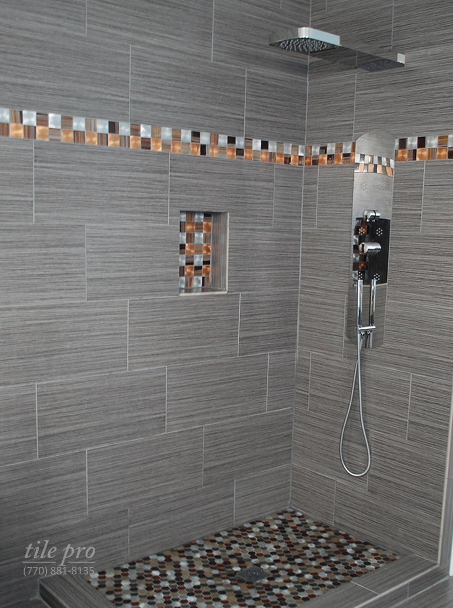 Installing Shower Tile Walls