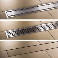 Schluter Kerdi Line Linear Shower Drains