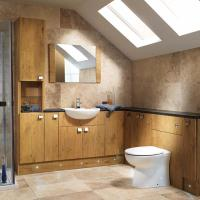 Calypso Brecon Fitted Bathroom Furniture | Tiles Ahead