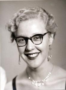 Mor Anny 1954