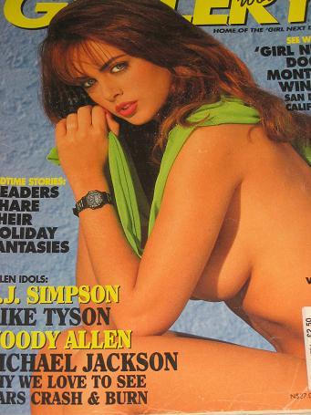 vintage gallery magazine 1977
