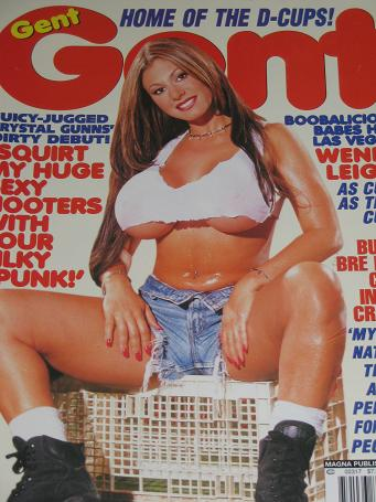 gent magazine centerfolds