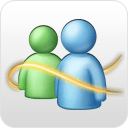 128 windows live messenger Free matt Community Icons