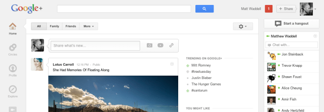 google-plus-neues-design