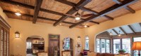 Faux Wood Ceiling Beams | Decorative Foam Coffered Ceiling ...