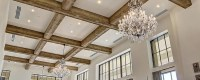 Faux Wood Ceiling Beams | Foam Box Beams | Rustic Coffered ...