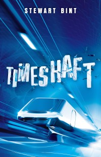 Cover for Timeshaft by Stewart Bint