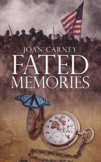 Fated Memories book cover (Joan Carney)