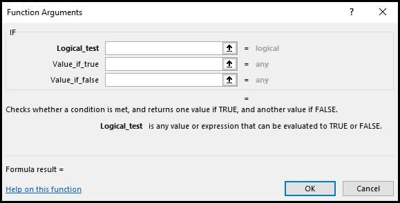 Introduction to Excel IF Function Productivity Portfolio