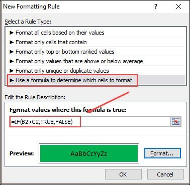Highlight Key Data With Excel Conditional Formatting (Examples)