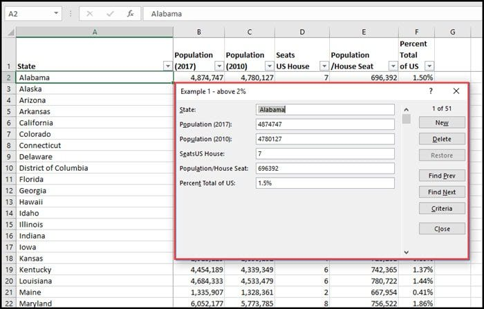 Excel Forms Make Data Entry Easier  Faster Productivity Portfolio
