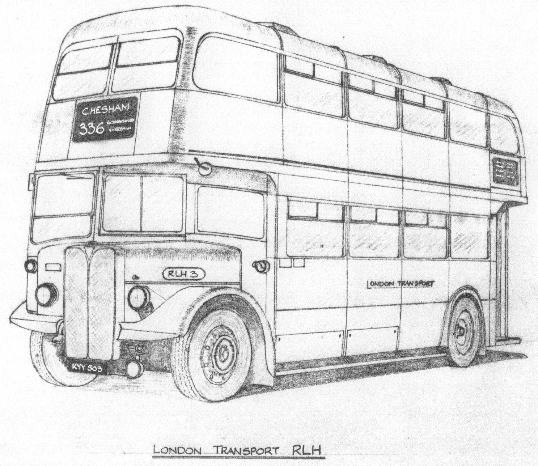 bus engine diagram