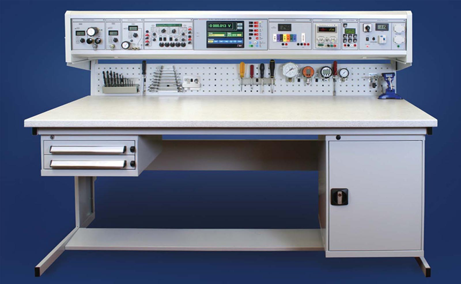 Instrument Calibration Test Benches Time Electronics