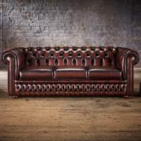 Chesterfield 3 Seater Sofa Bed - from Timeless ...