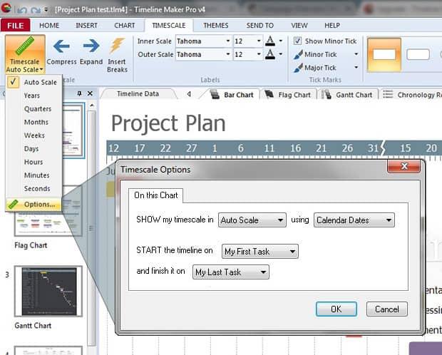 Upgrade - Timeline Maker Pro - Best Timeline Software for business