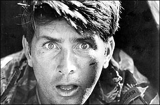 Martin Sheen in Apocalypse Now