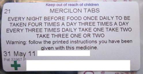 Pharmacy Fail