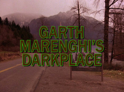 Garth Marenghi's Darkplace in Twin Peaks