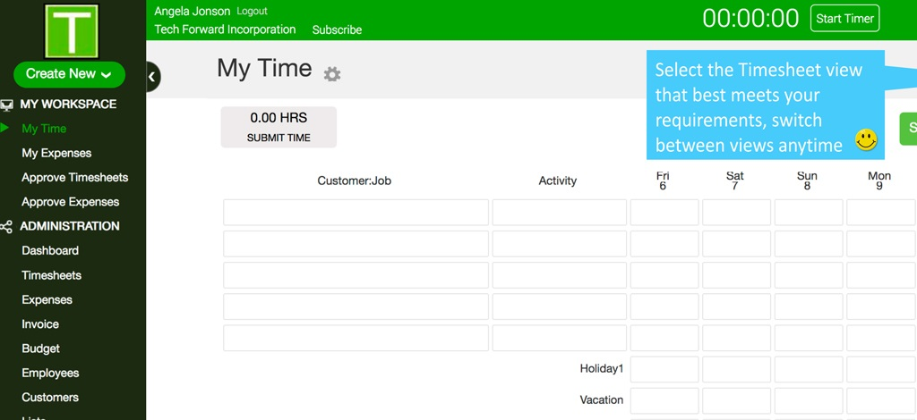 Time Tracking and Invoicing Software for QuickBooks Users