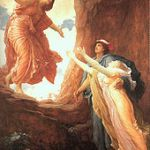 The Return of Persephone by Frederic Leighton (1891)