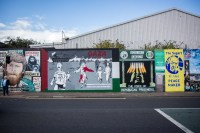 Belfast Peace Wall and its murals - how to see it for yourself