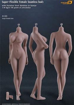 seamless figure dolls