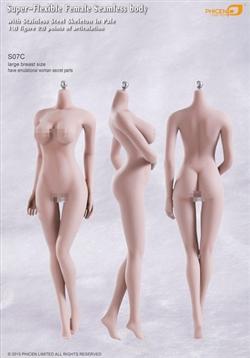 seamless figure all nude