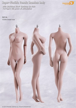 female seamless 1 6 figure