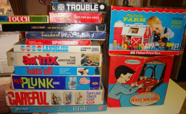 1950 S Toys And Games Xxx Porn Library