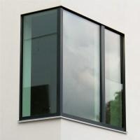 Holz-Aluminium-Fenster mit schmalsten Ansichten