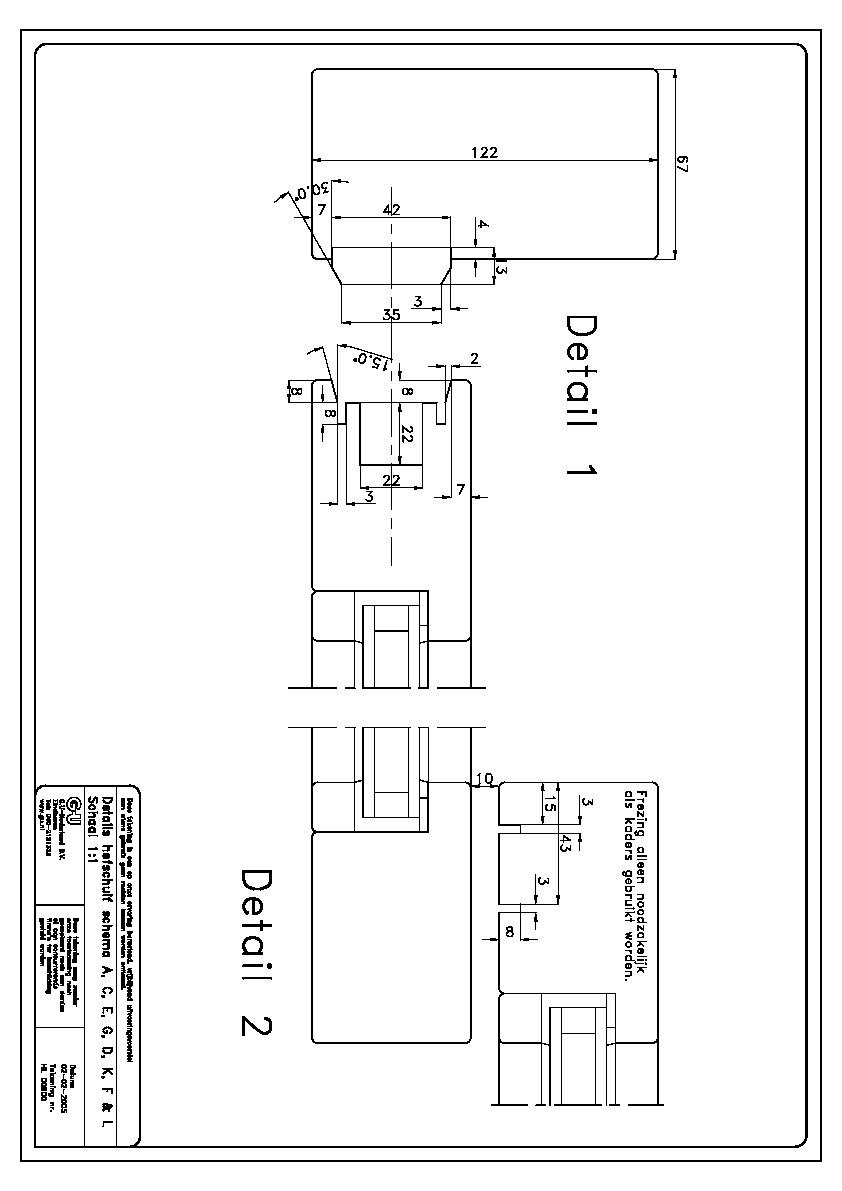 Bristol schema cablage