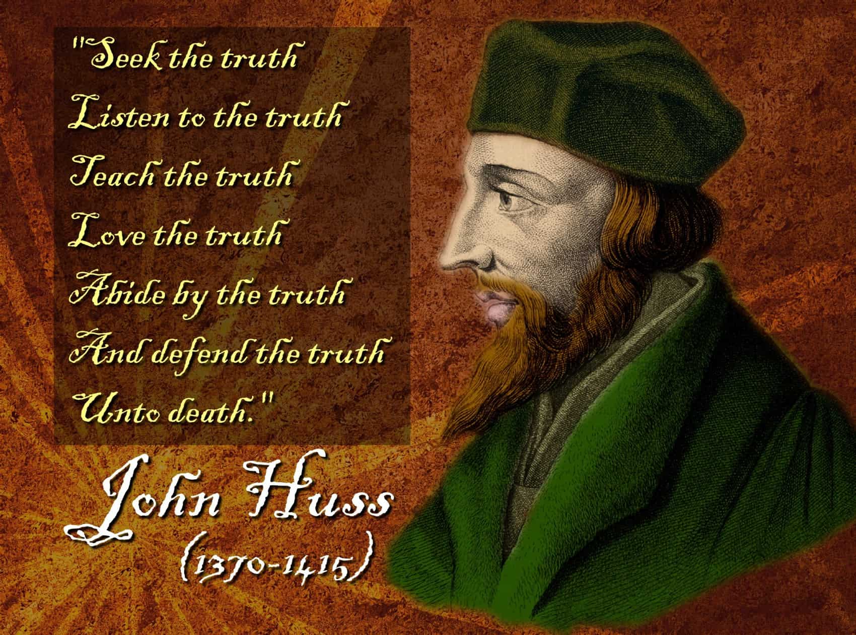 Bohemia Quotes Wallpaper Jan Hus John Wycliffe And The Word Of God For All People