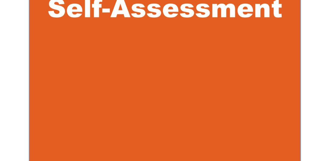 Leadership Self-Assessment - leadership self assessment