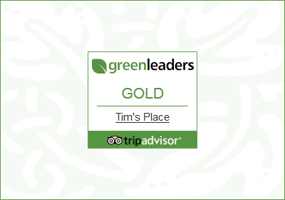 TripAdvisor GreenLeaders - Gold