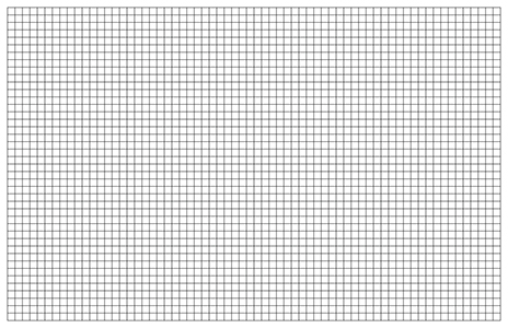 Graph Paper Template, 11x17 Tabloid Printable PDF - graphing paper printable