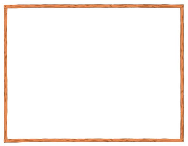 blank template brochure design