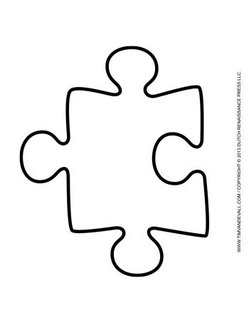 Free Puzzle Template Download Free Clip Art Free Clip Art On Puzzle - puzzle piece template