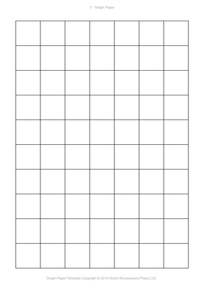 A4 Graph Paper Template PDF, 827x1169 in, 210×297 mm