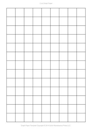 A4 Graph Paper Template PDF, 827x1169 in, 210×297 mm