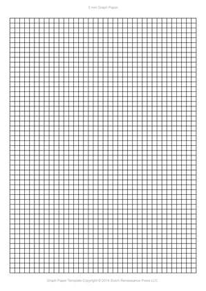 Number Names Worksheets » Printable Graft Paper - Free Printable