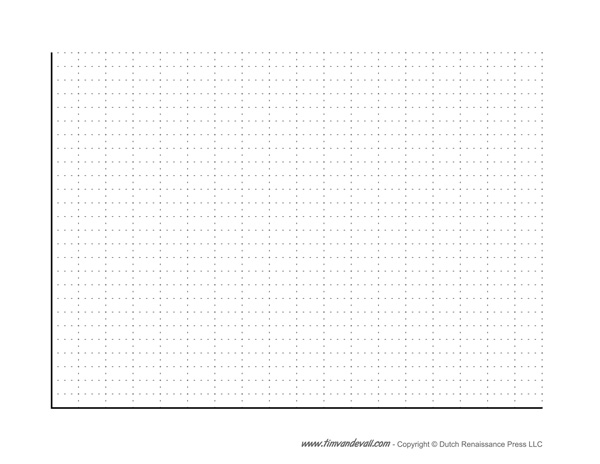 Blank Bar Graph Template - Free Printable PDF - graphing paper printable template