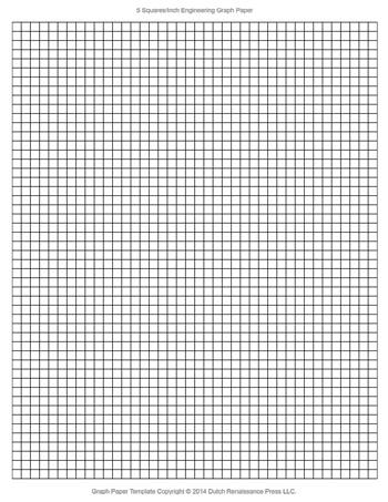 Engineering Graph Paper - Tim\u0027s Printables - engineering graph paper template