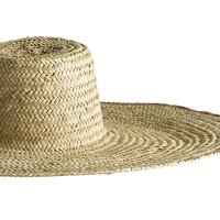 Straw hat with wide shade | Products | Tine K Home
