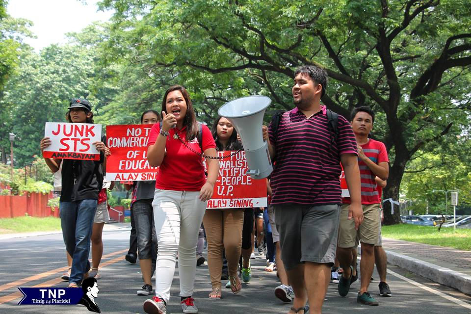 #StressTS: Price, privilege, and the promise of education