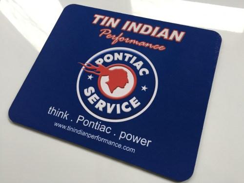 Teal Tin Indian Performace Pontiac Service Logo Mouse Pad Tin Indian Performance Pontiac Service Logo Mouse Pad Tin Indian Diy Photo Mouse Pad Photo Mouse Pads Costco