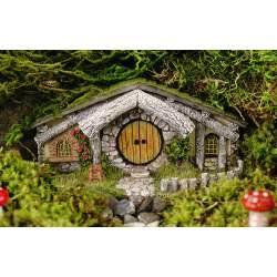 Attractive Miniature Fairy Garden Hobbit House Miniature Fairy Garden Tinker Treasures Fairy Garden Houses Canada Fairy Garden Houses Youtube