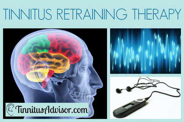 Some patients find certain forms of tinnitus treatment beneficial such as Tinnitus Retraining Therapy 3