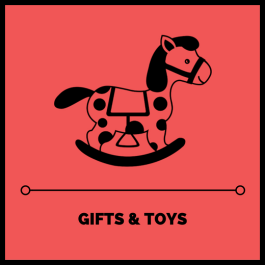 Gifts and Toys - Tiny Fry