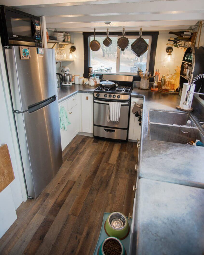 Fullsize Of Tiny House Kitchen