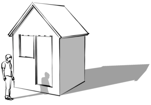 Free home plans with material list house design plans for Free small cabin plans with material list